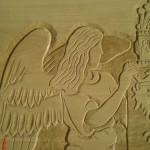 2009.04.Rácalmás,Angyalos címer 010